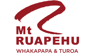 Mt Ruapehu Logo