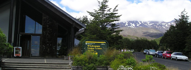 Whakapapa i-Site